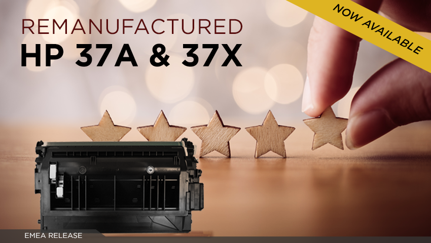 Want to save money? Clover's remanufactured 37A and 37X are released!