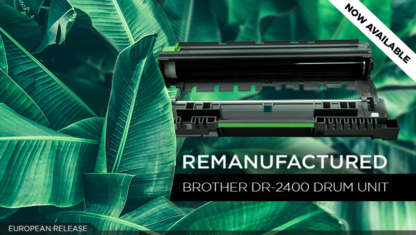 Clover launches Brother DR-2400 remanufactured solution