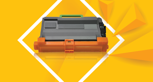 Remanufactured toner cartridge Brother TN3480 now available!