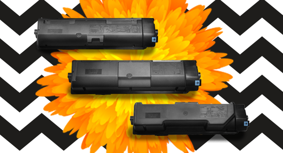 Remanufactured Toner Cartridges for Kyocera ECOSYS M2135dn, P2040dn and M2040dn printers now available!