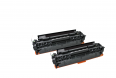 HP Color LaserJet CP2025 (304A) Black Twin Pack