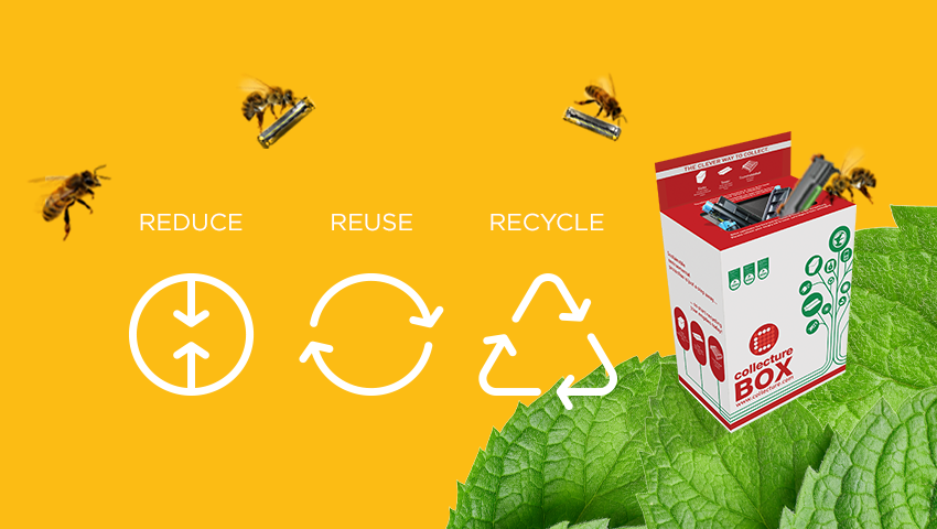 The perfect environmental solution: Collecture powered by Clover Imaging Group